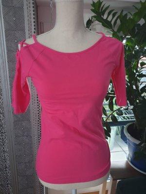 Pigalle Carmen shirt roze