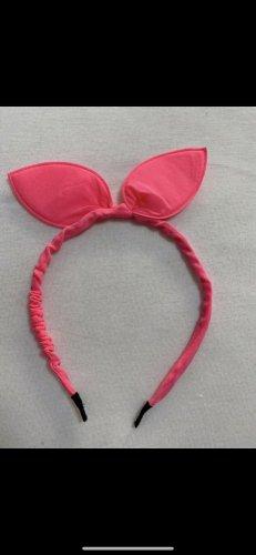 Pinkes Haarreifen