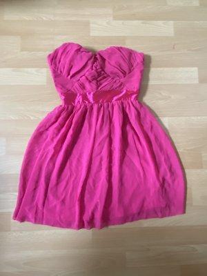 Elise Ryan Bandeaujurk roze