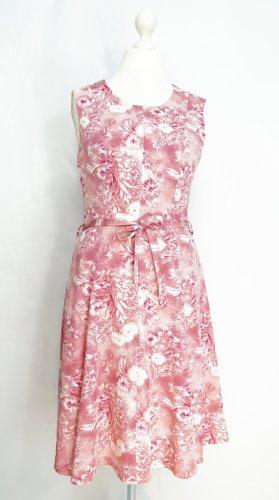 Pinkes Kleid Gr. 38-40 Sommerkleid Vintage Cocktailkleid