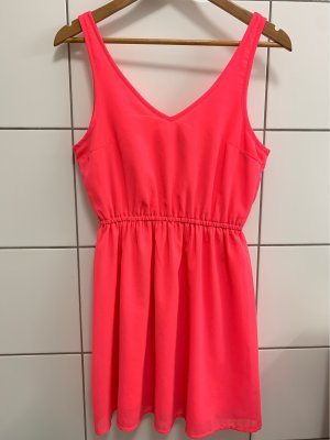 Pinkes Kleid H&M Divided