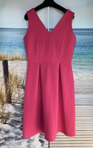 Montego Summer Dress pink-neon pink