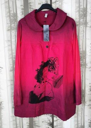 Pomme Rouge Cols de blouses multicolore