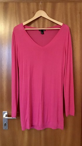 H&M Long Shirt pink