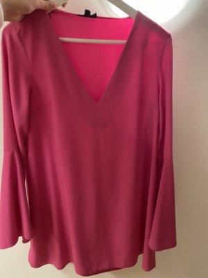 Pinkes (Magenta) Mini-Kleid