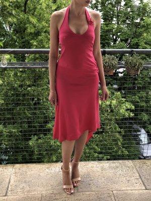 Pinkes Mango Kleid