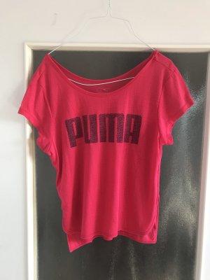 Puma Débardeur de sport rose