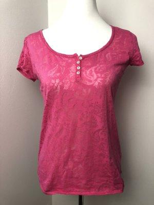 Pinkes Shirt Größe M