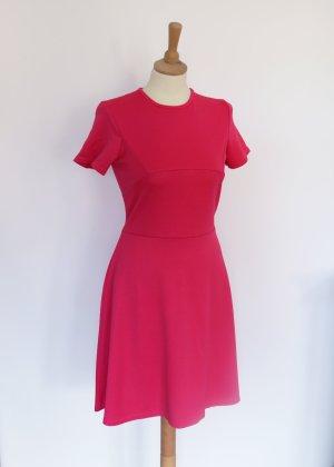 Sophie Empire Dress pink-magenta