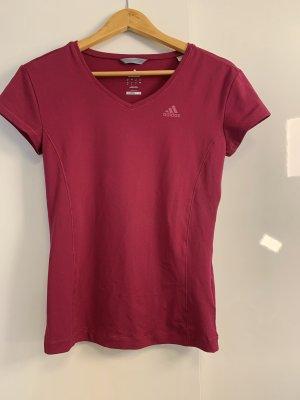 Pinkes Spirtshirt