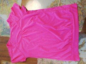 H&M Sportshirt roze-neonroos