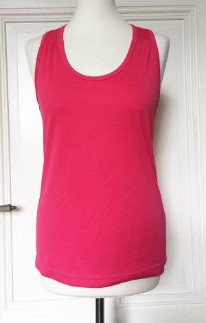 Pinkes Sportoberteil / Sporttop von H&M Sport 100 % Recycled Polyester