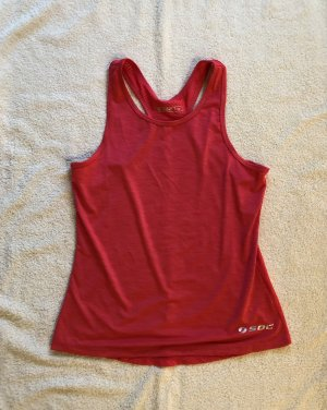 Pinkes Sportshirt