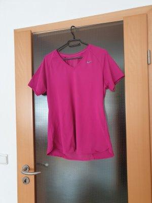 #pinkes Sportshirt #Sportshirt #Nike