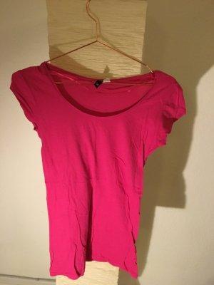 pinkes T-Shirt Größe 36