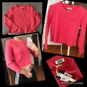 Pinkes Tommy Hilfiger Cropped Top XS/S