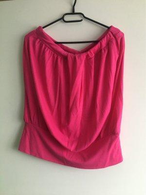 Kik Top monospalla rosa