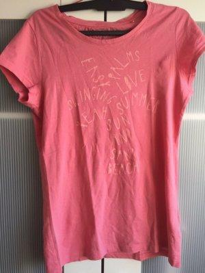 Pinkes Tshirt