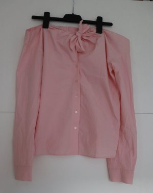 H&M Blusa sin mangas rosa