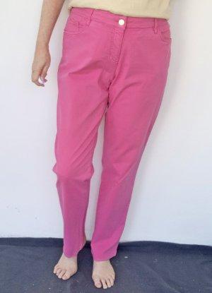 Basler Boyfriend Jeans pink cotton