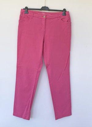pinkfarbene Jeans von Basler, Gr. 46