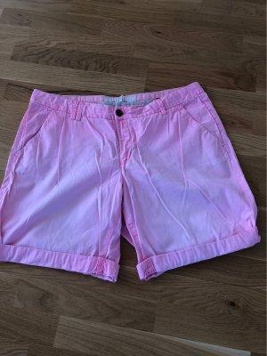 Pinkfarbene Shorts von H & M