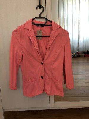 Pinkfarbener Blazer von Tom Tailor Denim