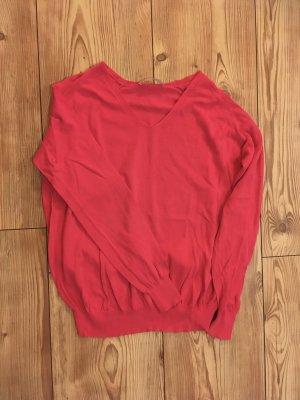 Pinkfarbener, leichter Pullover von Stefanel