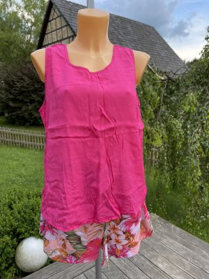 Arrival Strappy Top pink viscose