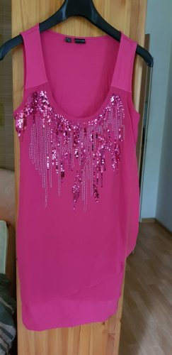 Bodyflirt Sequin Dress pink