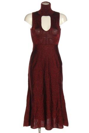Pinko Abendkleid rot Elegant