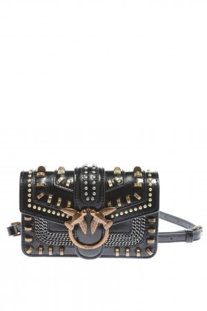 Pinko Bumbag black wet-look