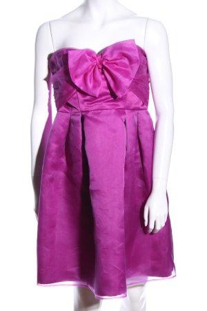Pinko Bustierkleid pink extravaganter Stil