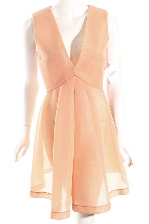 Pinko Sukienka koktajlowa brzoskwiniowy Styl klasyczny