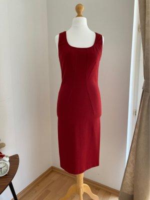 Pinko Ołówkowa sukienka ciemnoczerwony