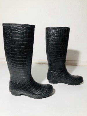 Pinko Wellies black