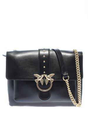Pinko Handtasche schwarz Casual-Look