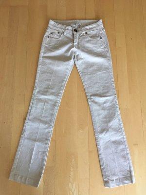 Pinko Jeans slim fit crema