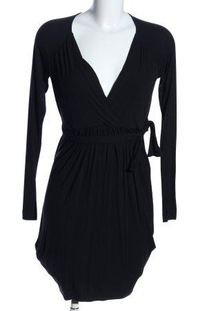 Pinko Jerseykleid schwarz Casual-Look