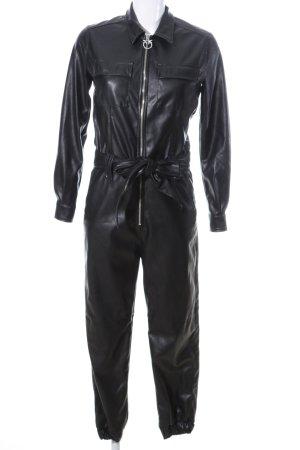 Pinko Jumpsuit schwarz extravaganter Stil