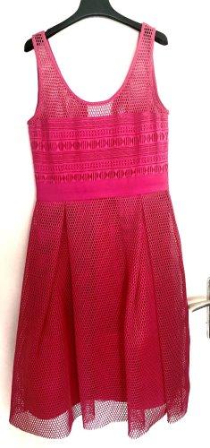 Pinko Balloon Dress raspberry-red-magenta