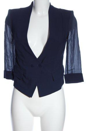 Pinko Kurz-Blazer blau Elegant