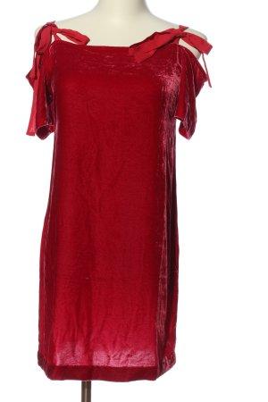 Pinko Kurzarm-Bluse rot Casual-Look