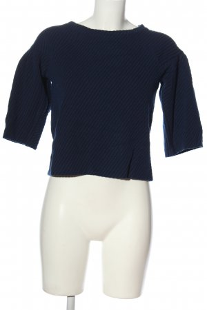 Pinko Sweter z krótkim rękawem niebieski W stylu casual