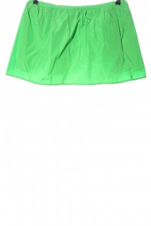 Pinko Minigonna verde stile casual