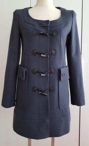 Pinko Ordinato Cappotto Damen Mantel Wolle Gr. 38