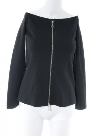 Pinko Outdoorjacke schwarz Business-Look