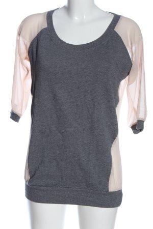 Pinko Oversized Shirt meliert Casual-Look