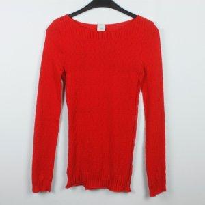 Pinko Maglione lavorato a maglia rosso