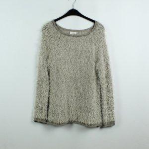 Pinko Maglione lavorato a maglia grigio chiaro-beige chiaro